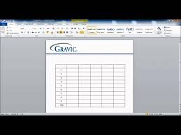 how to make a spreadsheet in microsoft word laobingkaisuo com
