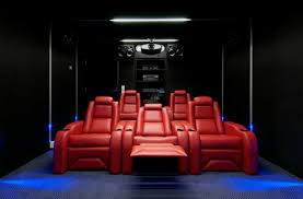 Custom Home Theater Seating Seating U0026 Furnishings K U0026w Audio