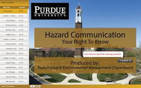 training radiological u0026 environmental management purdue university
