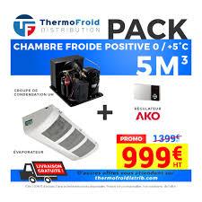 chambre froide negative pdf monobloc positive 30m3 pour chambre froide à 1 950 00