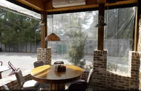 Sunbrella Patio Curtains Awnings And Outdoor Curtains For Patios Residential And