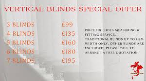 Special Blinds Vertical Blinds Dragon Blinds
