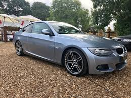 bmw owner used bmw 3 series coupe 2 0 320d m sport 2dr in bedford