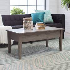 Coffee Tables Lift Top by Belham Living Hampton Storage And Lift Top Coffee Table Black With