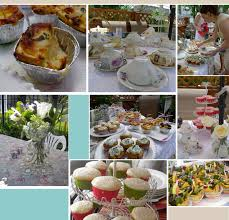Shabby Chic Wedding Shower by Entertaining How To Throw A Shabby Chic Garden Party On A Budget