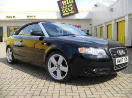 audi a4 2007 convertible used audi a4 for sale in convertible uk autopazar