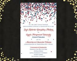 college graduation invitation college graduation announcement etsy