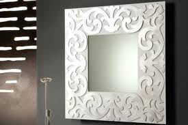 Decorative Mirrors For Bathrooms Wonderful Decorative Bathroom Mirrors Decorative Mirrors Bathroom