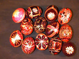 ukrainian easter eggs pysanky ukrainian easter eggs