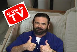 Billy Mays Meme - billy mays promotes zorbeez from the grave