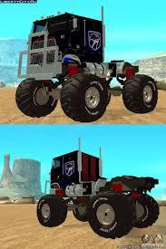 Ford Ranger Monster Truck Ford Clt Monster Truck For Gta San Andreas