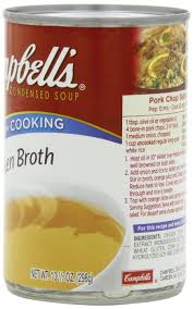 amazon com campbell u0027s condensed soup chicken broth 10 5 ounce