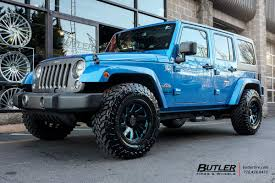 jeep blue grey jeep wrangler vehicle gallery at butler tires and wheels in