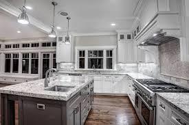 White Kitchen Cabinets White Appliances Kitchen Gray Kitchen White Cabinets White Kitchen Backsplash