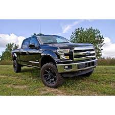 lifted black ford f150 6 2015 2016 ford f150 4wd coilover lift kit jackit com