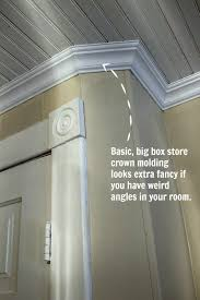 diy molding beautiful diy baseboards and moldings on a budget the creek line