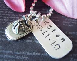 children s jewelry dog tag sted jewerly custom name necklace childrens