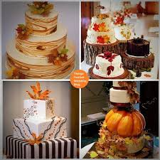 11 great ideas for fall wedding cakes you u0027ll love wedding cake