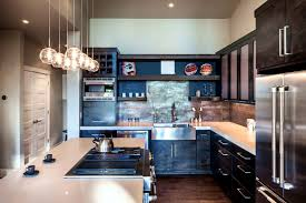 bathroom splendid modern rustic kitchen ideas finest home eugene