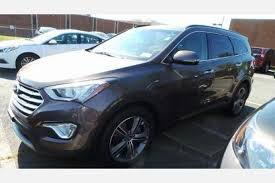 used 2013 hyundai santa fe limited used 2013 hyundai santa fe for sale in richmond va edmunds