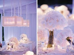 with an all white décor
