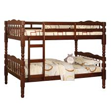 Cherry Bunk Bed Bunk Bed Cherry Cm Bk606ch