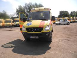mercedes benz sprinter 316 ambulance 4x4 with stretchers pensi