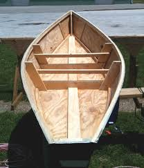 Wooden Jon Boat Plans Free by More Plywood Boat Building Blog Nurbia