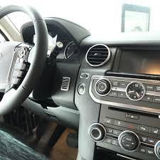 chrome land rover abs chrome interior accessory microphone decorative trim for land