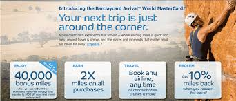 Barclays arrival card review why it may be the best travel card
