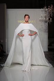 Non Traditional Wedding Dresses Nontraditional Wedding Dresses Bridal Fashion Week Fall 2016