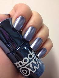 models own u2013 chrome indigo u2013 painted nails u0026 baking scales