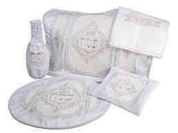 passover seder set pesach set psb830 passover seder sets matzah covers