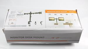 rosewill dual monitor desk mount best budget dual monitor desk mount cnct dual monitor desk mount