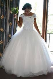 wedding dresses fluffy 2015 arrival bateau capped gown wedding dresses
