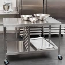 Industrial Kitchen Island by Kitchen Island U0026 Carts Industrial Kitchen Design Stainless Steel