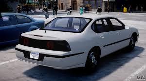 undercover police jeep chevrolet impala unmarked police 2003 v1 0 els for gta 4
