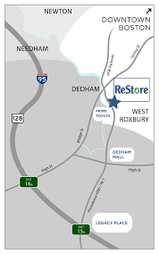 Wrentham Outlets Map Restore Greater Boston Habitat For Humanity