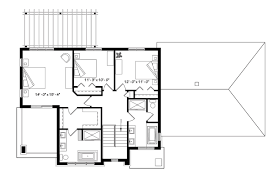 the house designers liana 1439 3 bedrooms and 2 baths the house designers