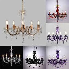 Ceiling Chandelier Lights Led Chandelier Ebay