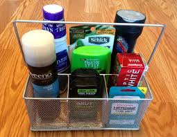 graduation gifts for boys and frugal graduation gift bathroom survival kit put