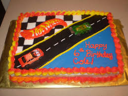 hot wheels cake white cake with bc logo is frozen bc transfer cakes