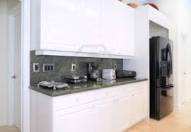 kitchen remodel white cabinets black appliances creative home