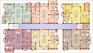 apartment building floor plans with dimensions u2013 home design plans