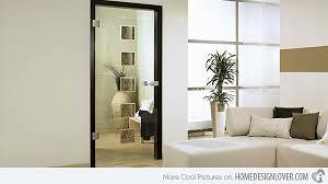Modern Bedroom Door Designs - stylish designer interior doors 15 modern interior glass door