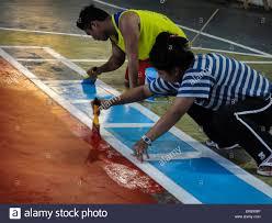 quezon city philippines 08th apr 2015 filipinos repaint the