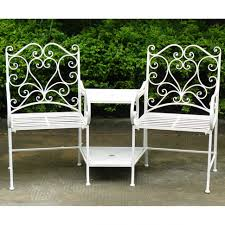 Iron Patio Table And Chairs Garden Bench Iron Patio Table Iron Patio Chairs Iron And Wood
