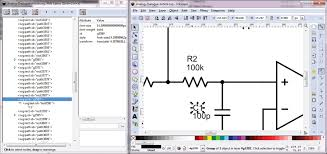 the schematic diagram a basic element of circuit design analog