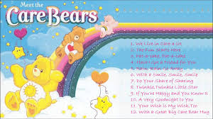 meet care bears u203f music album