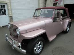 custom willys jeepster 1948 willys jeepster 4x4 jeep retro custom tuning rod rods